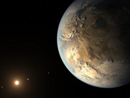 Planeten, Monde und die Suche nach fremdem Leben