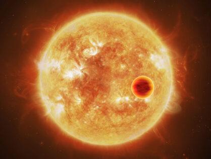 Hot Jupiters und Super-Mercurys: die wundersame Welt der Exoplaneten