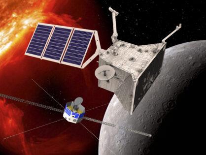 Die Erkundung des Planeten Merkur mit der Raumsonde BepiColombo
