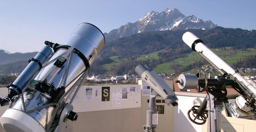 Sternwarte Hubelmatt, Luzern