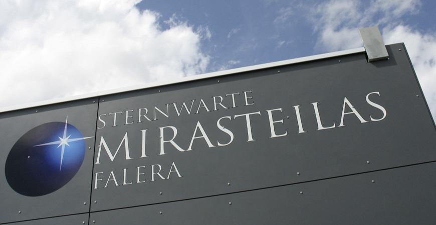 Sternwarte Mirasteilas