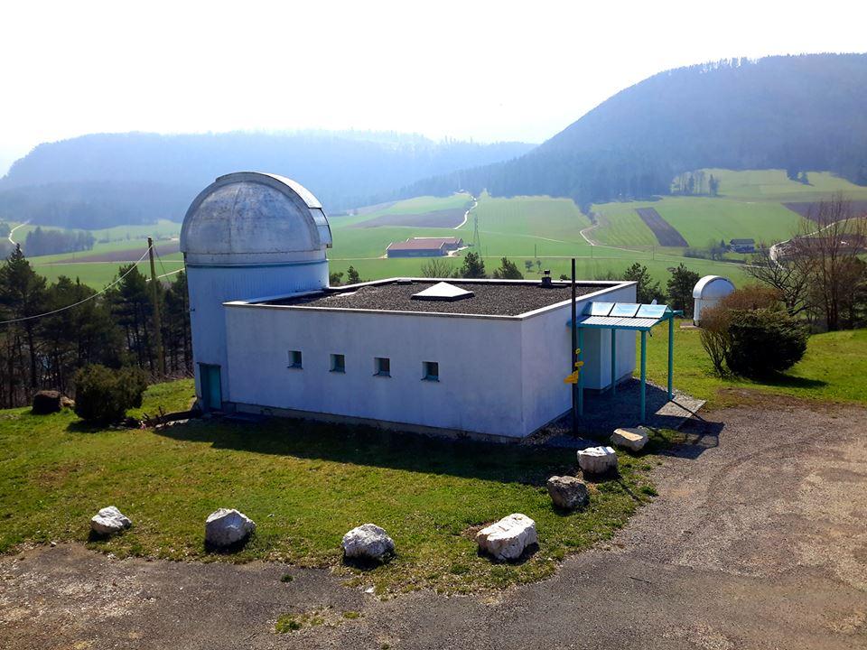 Observatoire astronomique jurassien