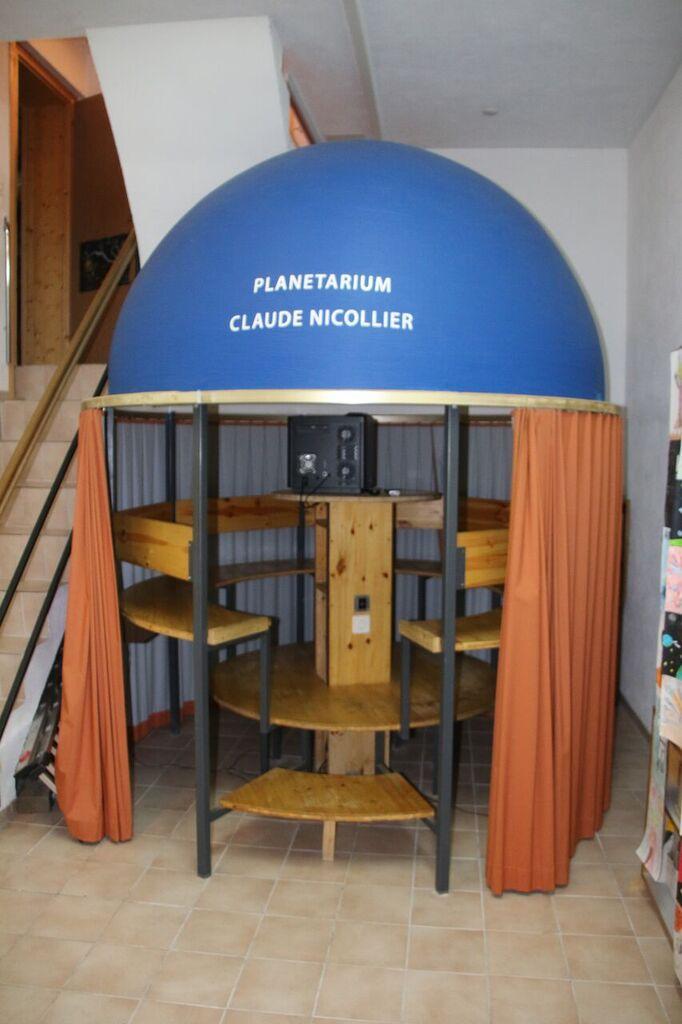 Planetarium Épendes