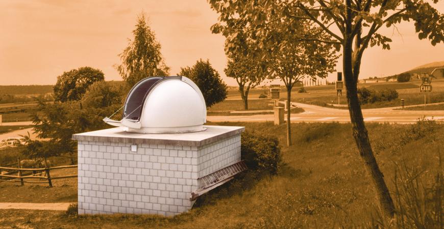 Observatoire de la Société Neuchâteloise d'Astronomie