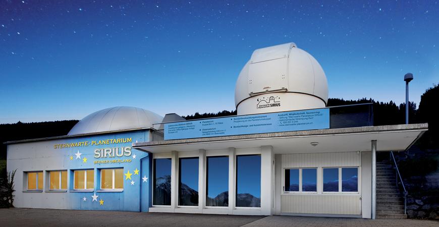 Stiftung Sternwarte Sirius
