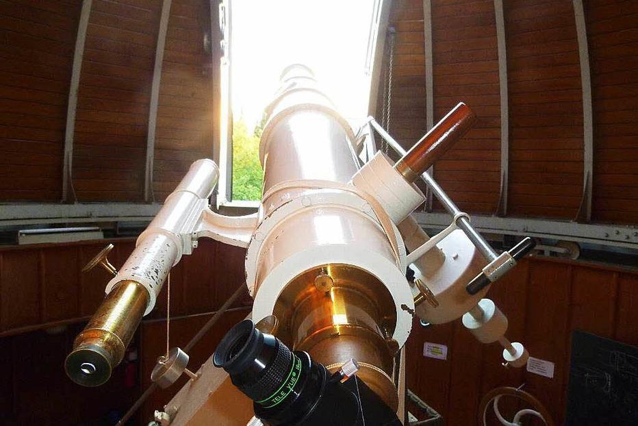 Sternwarte St. Margarethen Teleskop