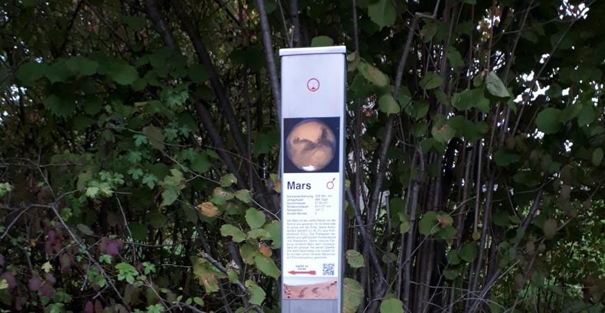Planetenweg Bülach